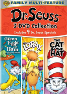 Dr. Seuss: Triple Feature Movie