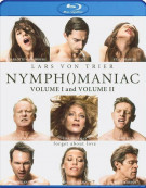 Nymphomaniac: Volume 1 & 2 Blu-ray
