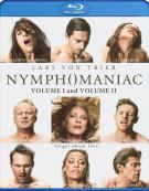 Nymphomaniac: Volume 1 & 2 Blu-ray