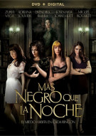 Mas Negro Que La Noche (DVD + UltraViolet) Movie