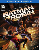 Batman vs. Robin (Blu-ray + DVD + UltraViolet) Blu-ray