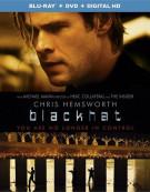 Blackhat (Blu-ray + DVD + UltraViolet) Blu-ray