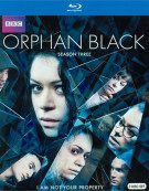 Orphan Black: Season Three Blu-ray