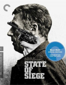 State Of Siege: The Criterion Collection Blu-ray