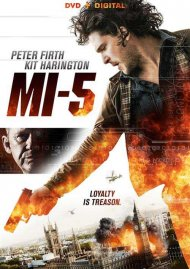 MI-5 (DVD + UltraViolet) Movie