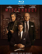 Misconduct (Blu-ray + UltraViolet) Blu-ray