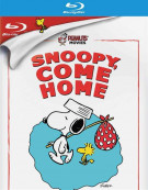 Peanuts: Snoopy, Come Home Blu-ray