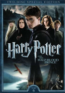 Harry Potter And The Half-Blood Prince - Special Edition Movie