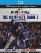 2016 World Series: The Complete Game 7 Blu-ray