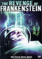 Revenge Of Frankenstein, The Movie