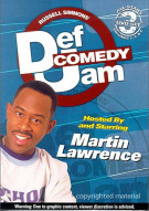 Def Comedy Jam: Best of Martin Lawrence Movie
