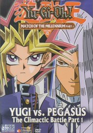 Yu-Gi-Oh! 12: Match Of The Millennium - Part 1 Movie