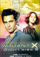 Mutant X: Season One - Disc 3 Movie