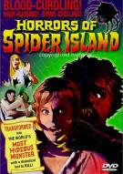 Horrors Of Spider Island (Alpha) Movie