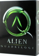 Alien Quadrilogy Box Set Movie