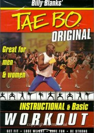 Tae Bo Original: Instructional & Basic Movie