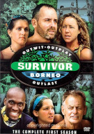 Survivor: Borneo - The Complete First Season Movie
