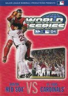 World Series 2004: Boston Red Sox Vs. St. Louis Cardinals Movie
