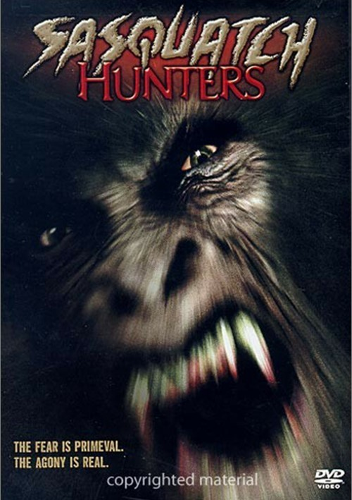 Sasquatch Hunters Movie
