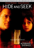 Hide & Seek (Fullscreen) Movie