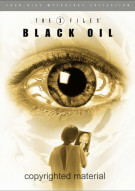 X-Files Mythology Volume 2: Black Oil Movie