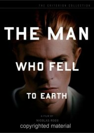 Man Who Fell to Earth, The: The Criterion Collection Movie
