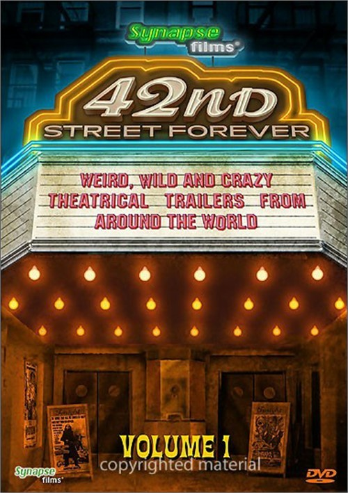 42nd Street Forever: Volume 1 Movie