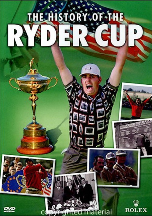 History Of The Ryder Cup