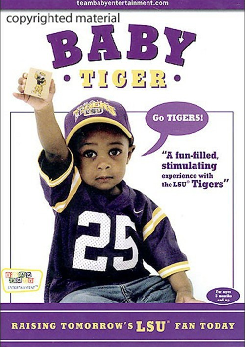 Baby Tiger (LSU) Movie