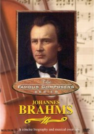 Famous Composers: Johannes Brahms Movie