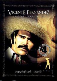 Vicente Fernandez: Edicion Especial No. 2 (4 Pack) Movie