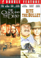 Quick & The Dead, The / Bite The Bullet (Double Feature) Movie