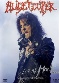 Alice Cooper: Live At Montreux 2005 Movie