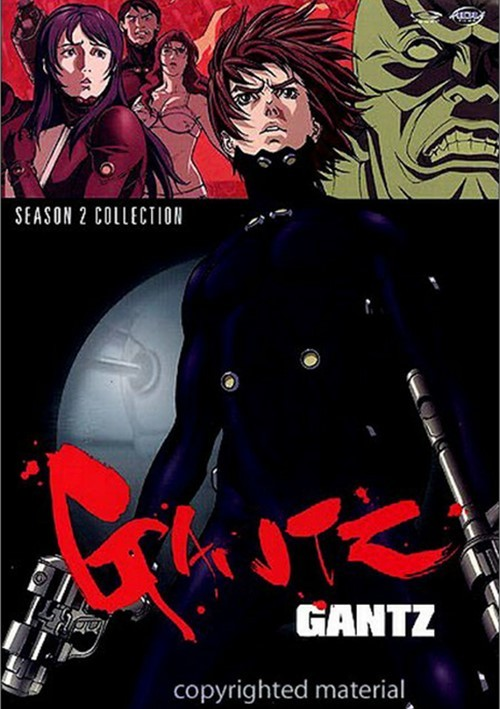 Gantz: Season 2 Collection Movie