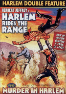 Harlem Rides The Range / Murder In Harlem (Double Feature) Movie