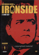 Ironside: Season 1 - Volume 1 Movie