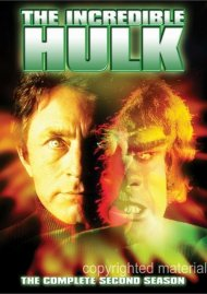 Incredible Hulk, The: The Complete Second Season Movie
