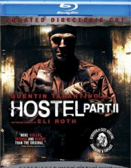Hostel: Part II - Unrated Directors Cut Blu-ray