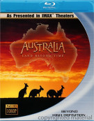 IMAX: Australia - Land Beyond Time Blu-ray