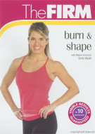 Firm, The: Burn & Shape Movie