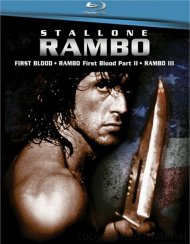Rambo Box Set Blu-ray