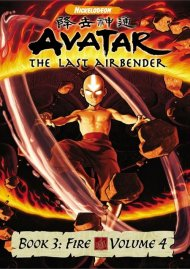 Avatar Book 3: Fire - Volume 4 Movie