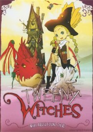Tweeny Witches: Volume 3 Movie