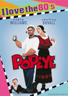 Popeye (I Love The 80s) Movie