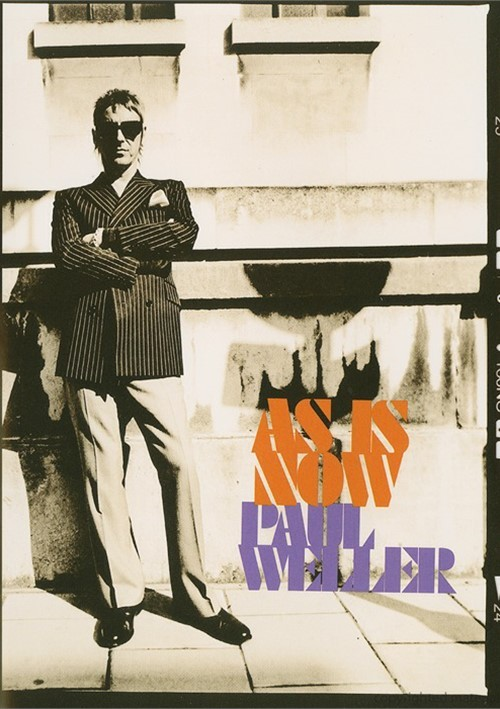 Paul Weller: As Is Now Movie