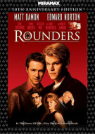Rounders: 10th Anniversary Edition Movie