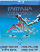 Asia: Fantasia - Live In Tokyo Blu-ray