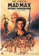 Mad Max: Beyond Thunderdome Movie