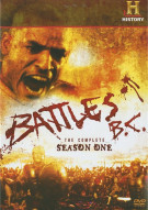 Battles B.C.: The Complete Season One Movie