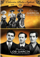 Coleccion Pedro Infante: Los Tres Garcia / Vuelven Los Garcia (Double Feature) Movie
